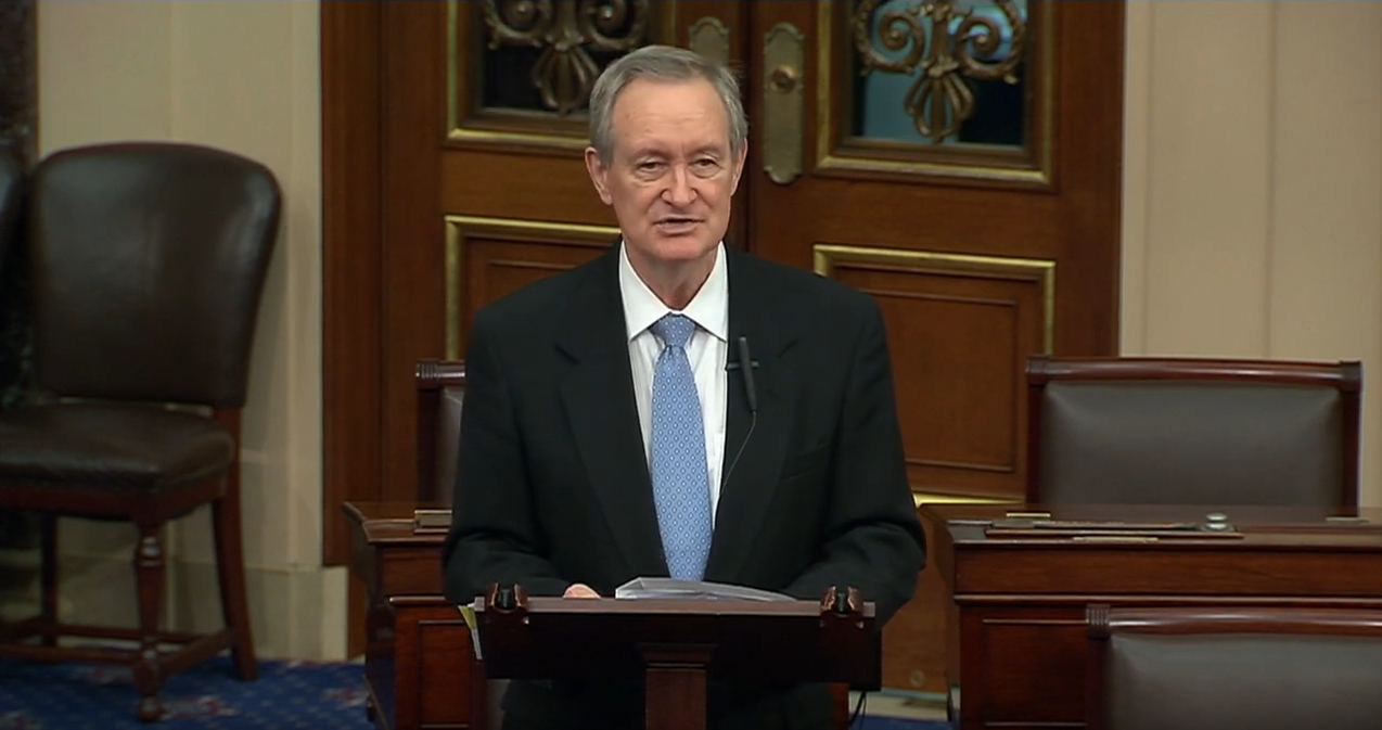 Crapo Closing Remarks - Tax and Spend Floor Event Snip 1 - 09.21.21