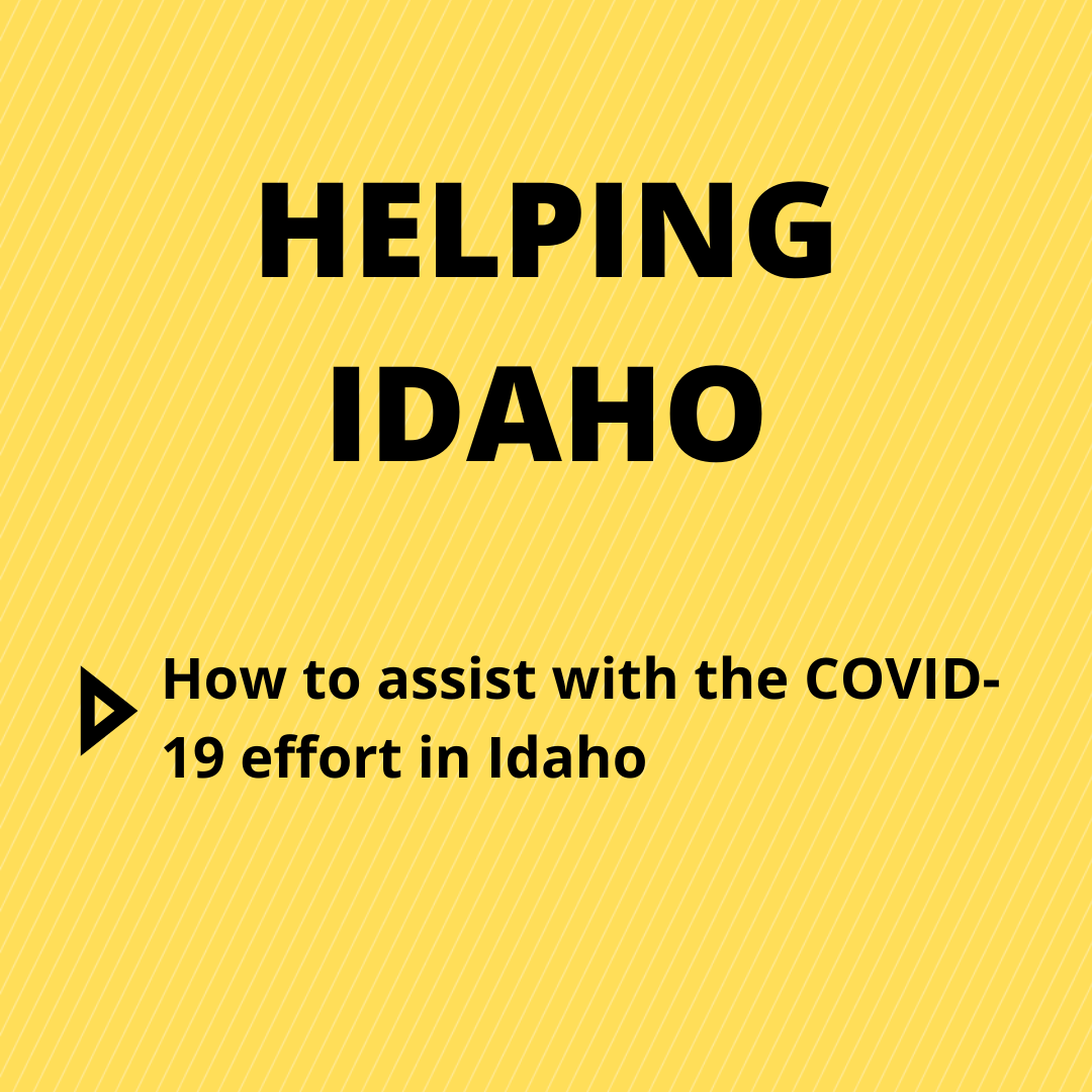 helping Idaho