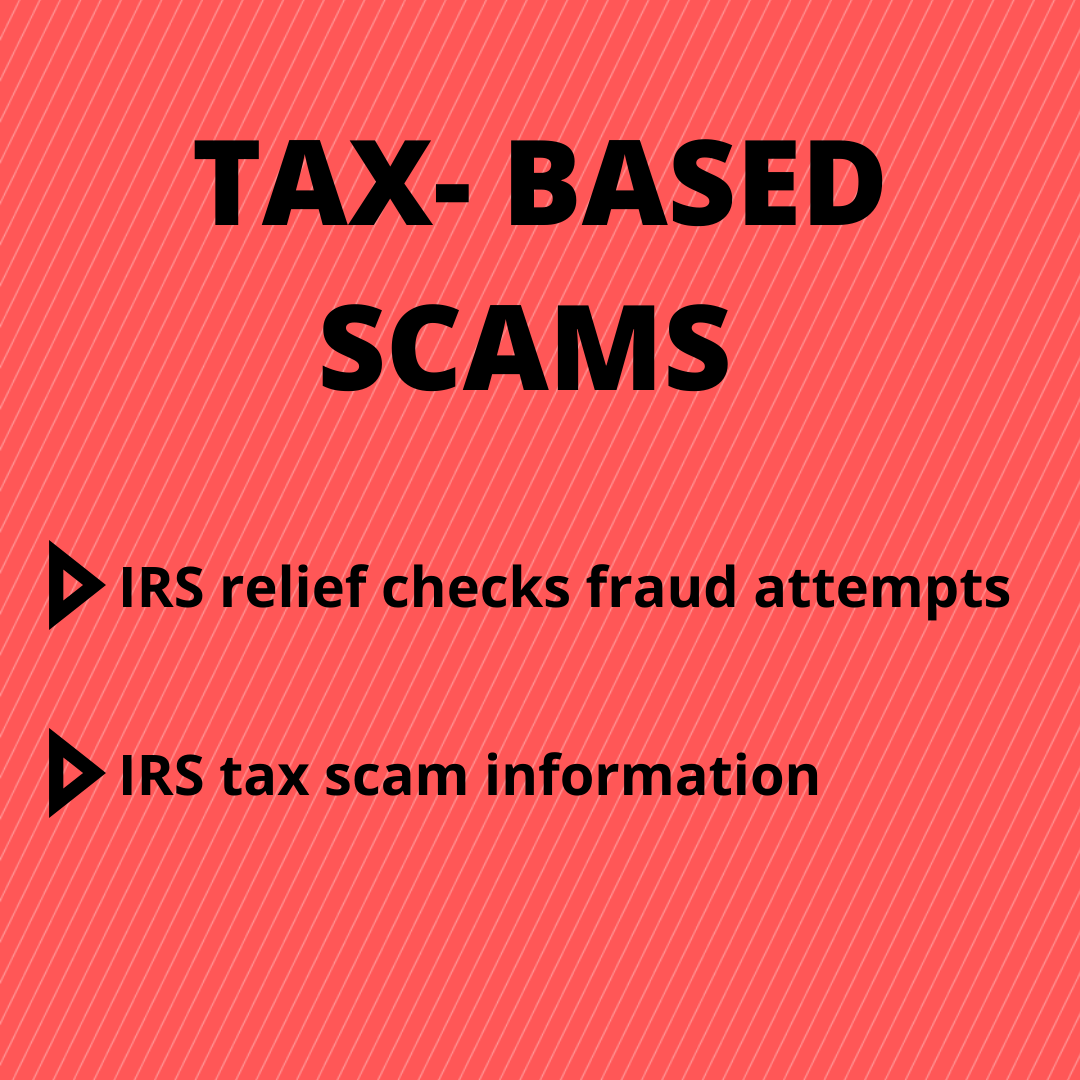 Scams- IRS